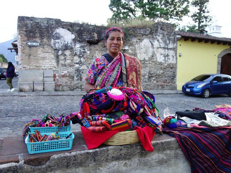 Antigua Guatemala Artisan
