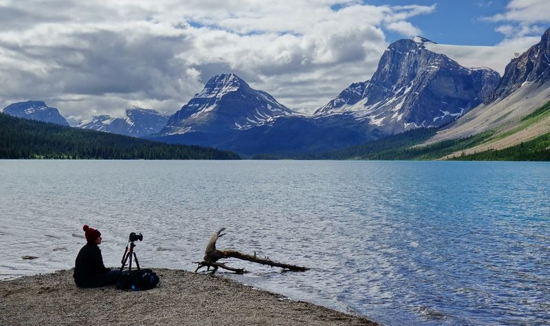 Banff Bow Lake Photographer