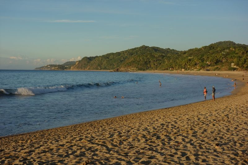 Beautiful Sayulita Beach North
