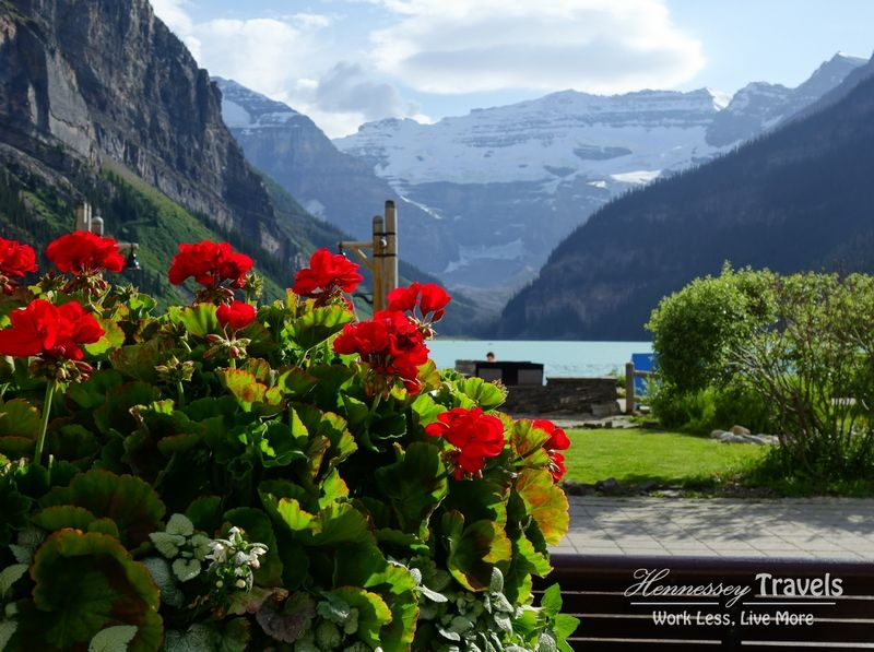 Canadian Rockies Lake Louise with Hennessey Travels