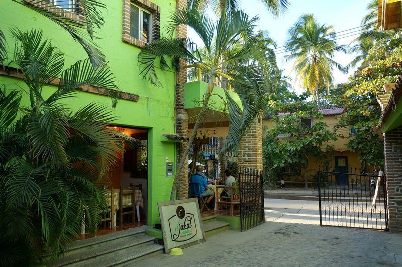 El Jakal Restaurant Sayulita
