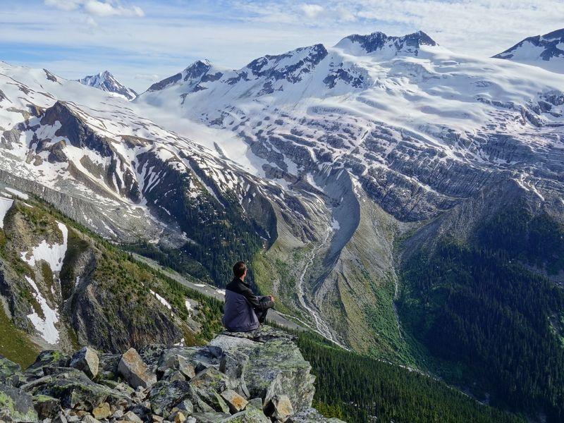 Glacier National Park Glacier Crest Trail