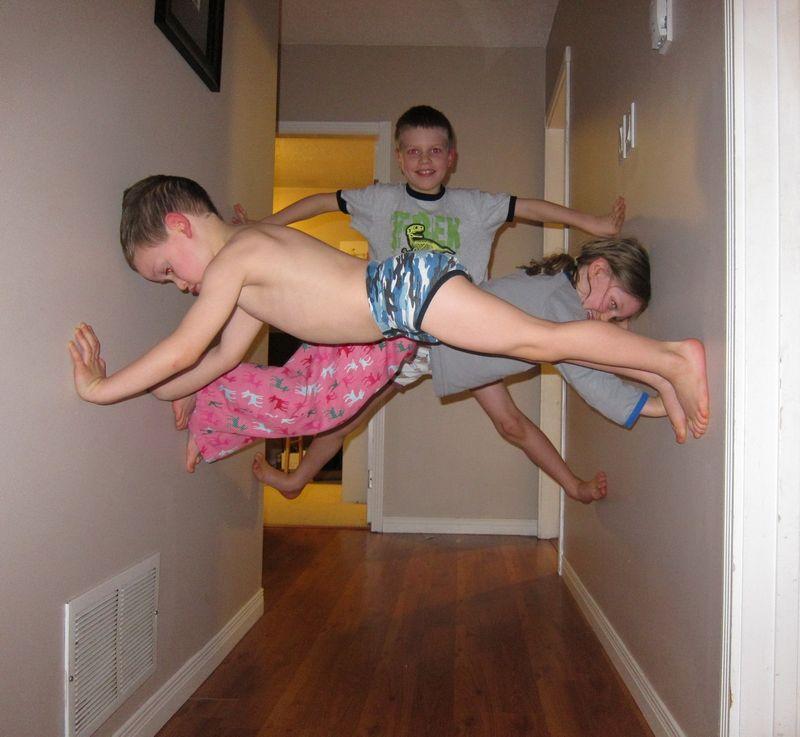 Goofy Children