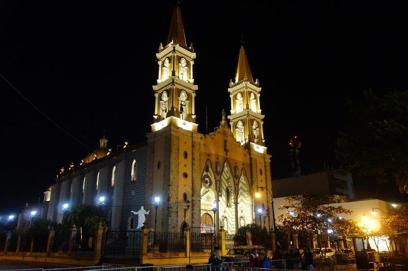 Immaculate Conception Cathedral Basilica de La Inmaculada Concepcion Mazatlan
