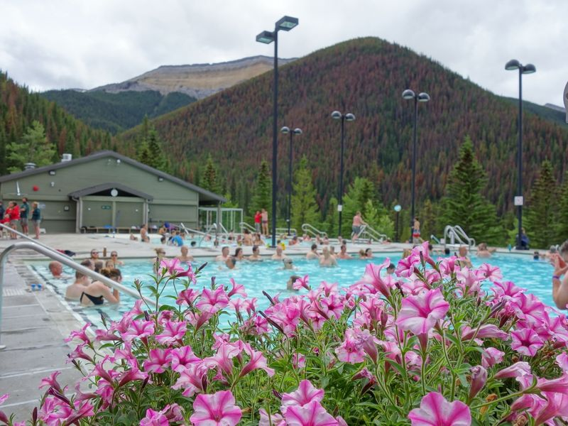 Jasper Miette Hot Springs