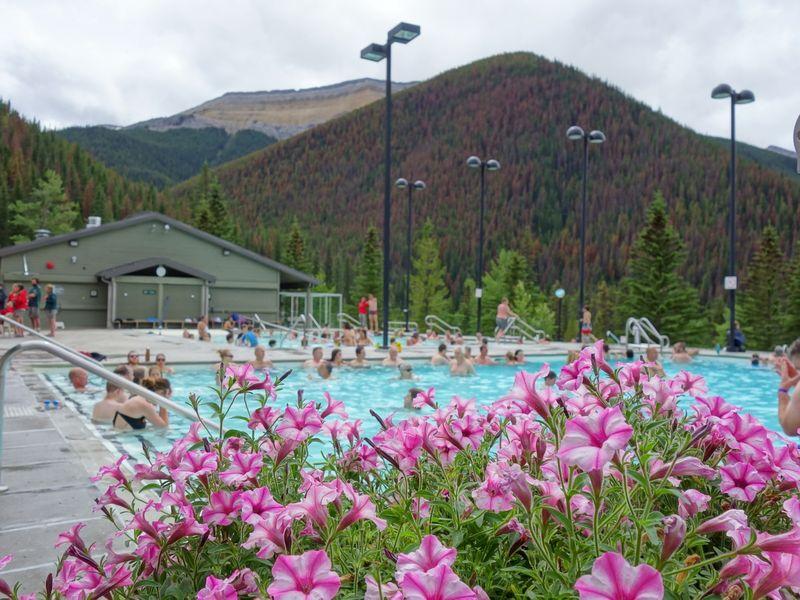 Jasper Miette Hot Springs