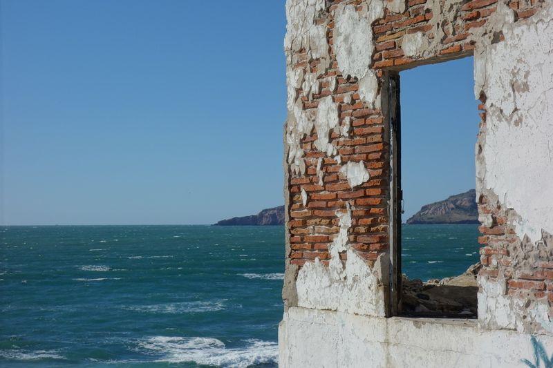 Mazatlan Ruins