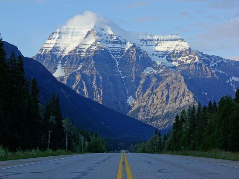 Mt Robson Road