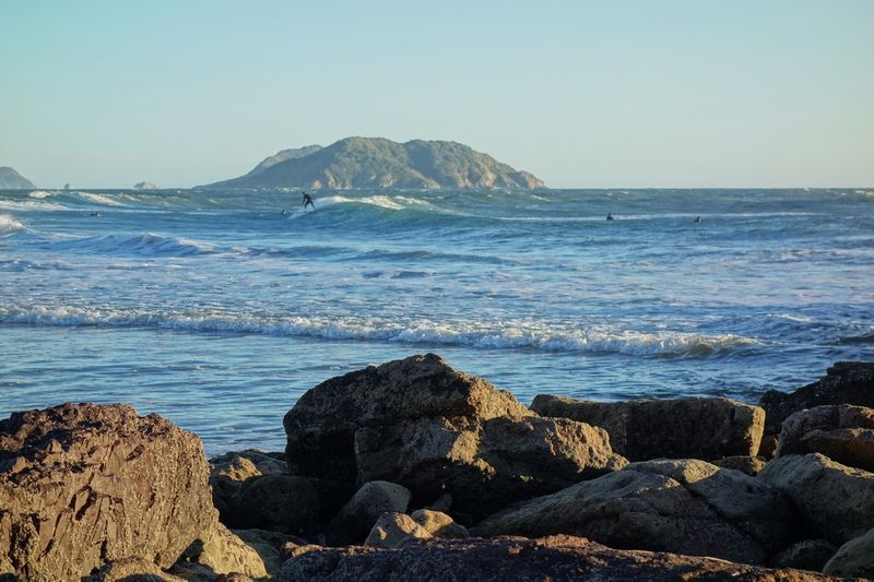 Playa Brujitas Mazatlan Surfing