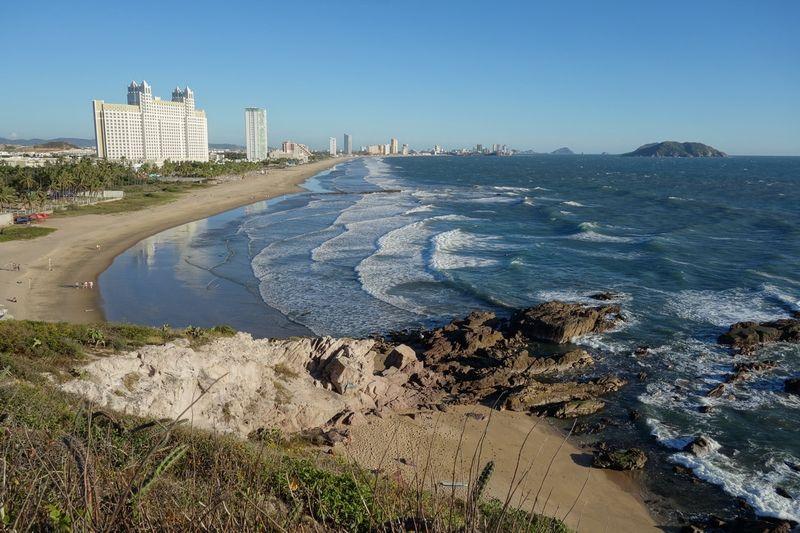 Playa Brujitas Mazatlan Viewpoint