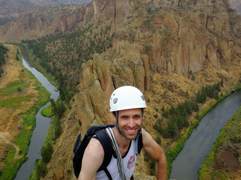 Where I May Roam Smith Rock with Eric Hennessey